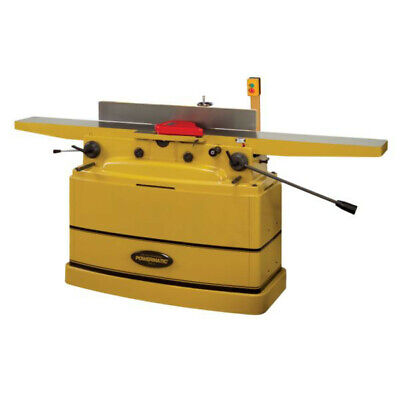 Powermatic 1610082 8 In. 2 Hp Parallelogram Jointer W Helical Cutterhead New