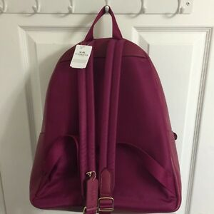 Authentic COACH BNWT backpack AND matching wristlet!  Kitchener / Waterloo Kitchener Area image 3