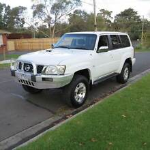 2004 Nissan Patrol Wagon $16990 Drive away Lilydale Yarra Ranges Preview