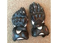 Childrens motorcycle gloves