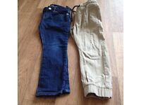 Boys Trousers/Jeans aged 5