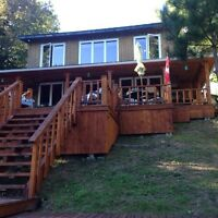 Year Round Family Home on the Beautiful Richibucto River