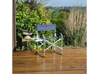 Director's Picnic Chair with Side Table (FREE LOCAL DELIVERY)