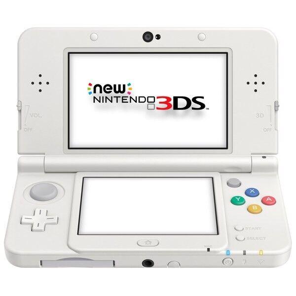 Nintendo 3DS new version