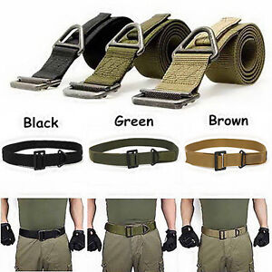 1pk Adjustable Blackhawk Emergency Rescue Military Rigging Rigger Tactical Belts