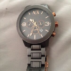Armani exchange watch. Used 120$