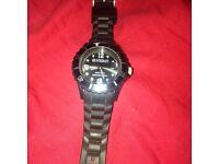 Unisex Silvexcract Watch