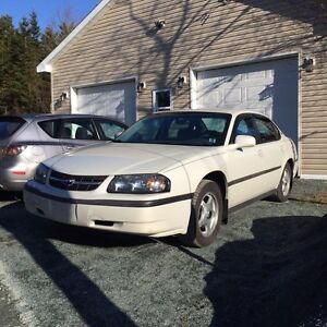 2005 Chevy Impala amazing condition low kms