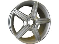 NEW 18'' MERCEDES 5509 STYLE 5X112 ALLOY WHEELS VW AUDI SEAT etc