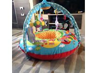 Nearly new Galt Playnest with Gym and Toys