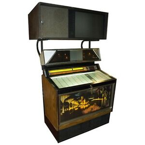 Rowe-AMI – Phono Vue – Juke box - 1960