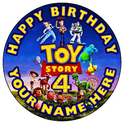TOY STORY 4 FUN PARTY - 7.5