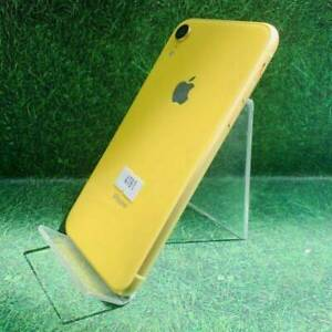 iPhone XR 128GB Yellow Stock 4781 Warranty Unlocked Surfers Paradise Gold Coast City Preview