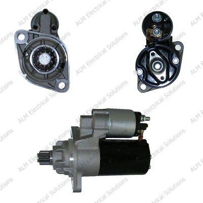 Audi TT 1.8, 3.2 VR6 Starter Motor 1998-2006 Models - 02M911023