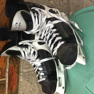 Bauer and CCM Skates for Sale