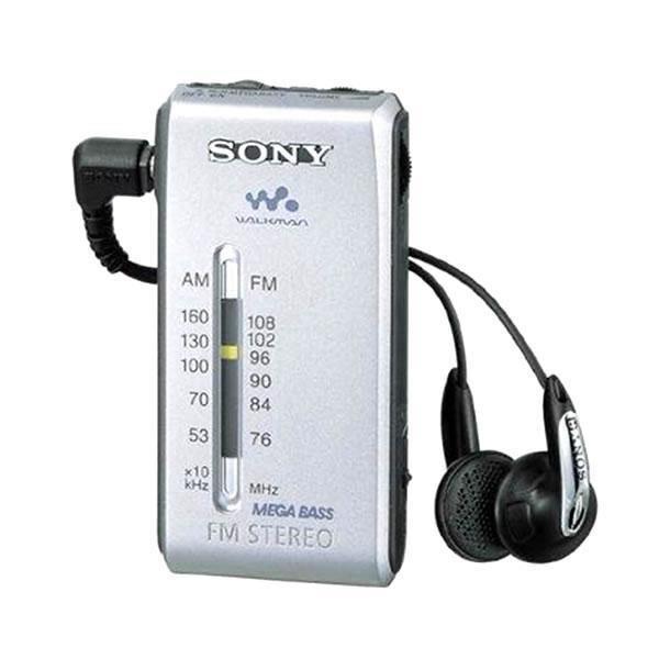 Sony SRF-S84 FM/AM Radio Walkman