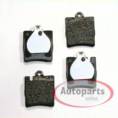Mercedes Clk c208 c209 - Bremsbeläge Bremsklötze für hinten die Hinterachse*