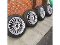 Bmw original alloy wheels