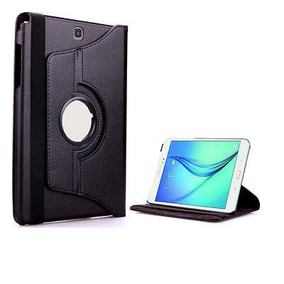 Tablet Tasche für Samsung Galaxy Tab A 9.7 zoll T550 T555 Schutz Hülle Schwarz ()