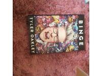 SIGNED binge book
