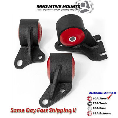 CIVIC CRX 88 89 90 91 D15 D16 CABLE INNOVATIVE Swap Motor MOUNT KIT EF 60A