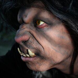 Werewolf Nose Prosthetic, for fancydress, LRP, LARP