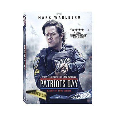 Patriots Day Very Good Dvd  Mark Wahlberg  Kevin Bacon  John Goodman  J K  Simm