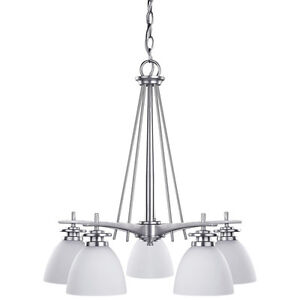 CANARM New Yorker 5 Light Chandelier