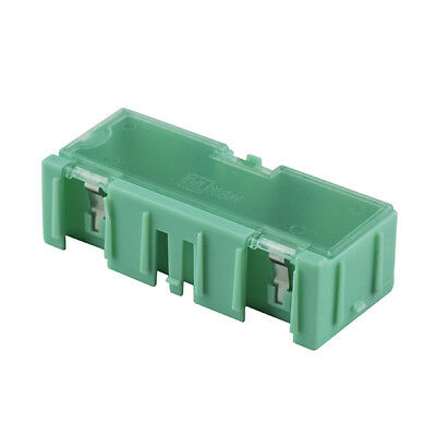 40pcs Smt Smd Kit Anti-static Laboratory Components Storage Boxes Green New