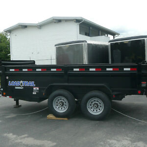 2016 Load Trail Dump Trailer - Financing Available