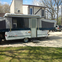 Coleman Tent Trailer Buy Or Sell Used Or New Rvs