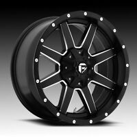 Fuel Off-road Wheels. 20x9 2008-2014 Ford Superduty