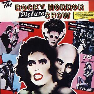 Rocky Horror Picture Show - Original Soundtrack - Red Vinyl LP *NEW & SEALED*