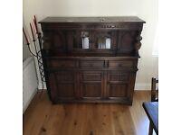 Old Charm oak sideboard
