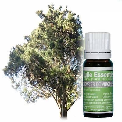 Aceite esencial Enebro de Virginie 10 ml certificada HECT gama alta