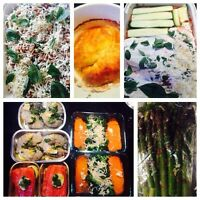 grocery and cooking chef  services
