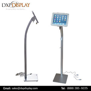IPad Floor Stand For Trade Show Display Event