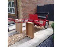 George James cob cart