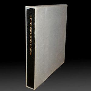 HAMLET by WILLIAM SHAKESPEARE IN SLIPCASE (1972)