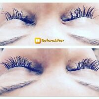 Eye Lash Extension Specialist/Artist