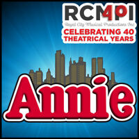 RCMPI Presents: Annie