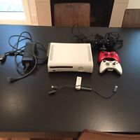 Xbox 360 w/ Controllers/ Kinect/ HD Hook Up