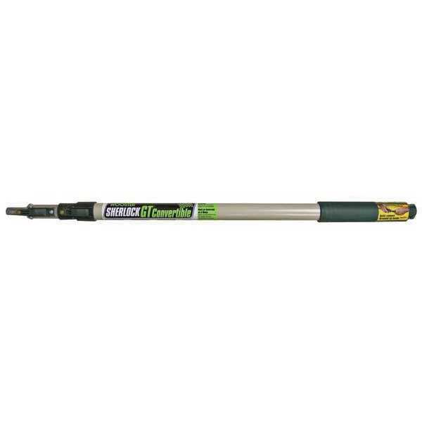 Wooster extension pole 12x20 portable garage