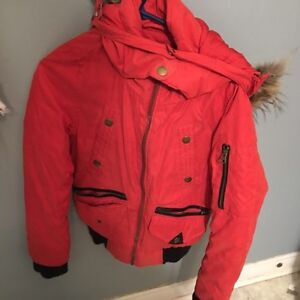 Garage girls winter jacket