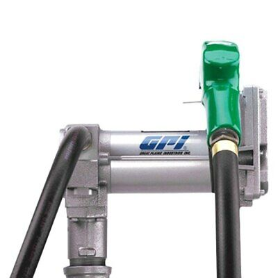Gpi 133240-1 M-3025 25 Gpm Automatic Shut-off Fuel Transfer Pump