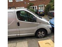 Vauxhall vivaro lwb sportive quick sale