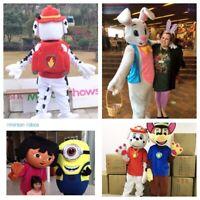 Mascot Costumes 4 Rent