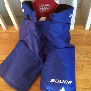 Jr hockey pants