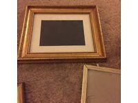 Photo frames vintage