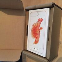 BNIB Apple Iphone 6s Plus - Rose Gold 64gb Factory Unlocked!!!